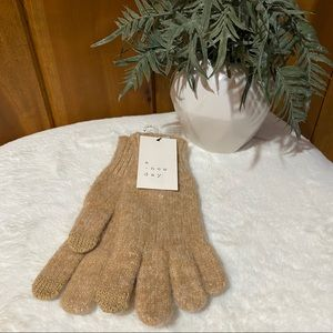 A New Day: Knit Winter Gloves
